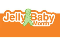 Jelly Baby Month